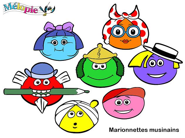 Marionnettes Musinains